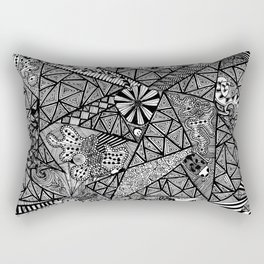 Germ Control Rectangular Pillow