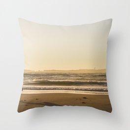 Seaside 17 Throw Pillow