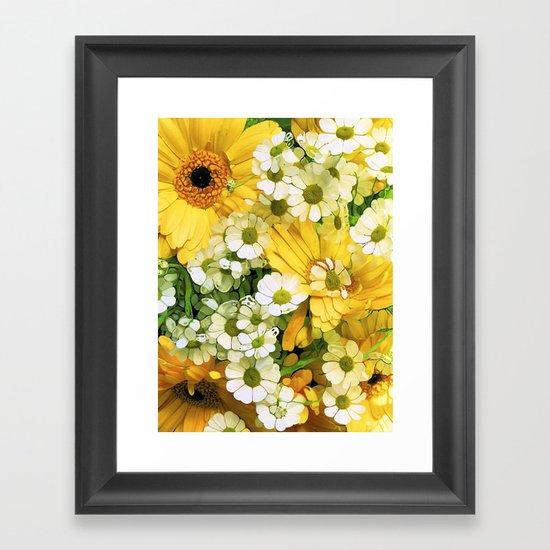 Joyfully Yours Framed Art Print