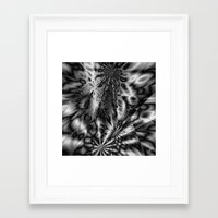 "psychedelic art Framed Art Prints featuring ""  psychedelic ""  by shiva camille"