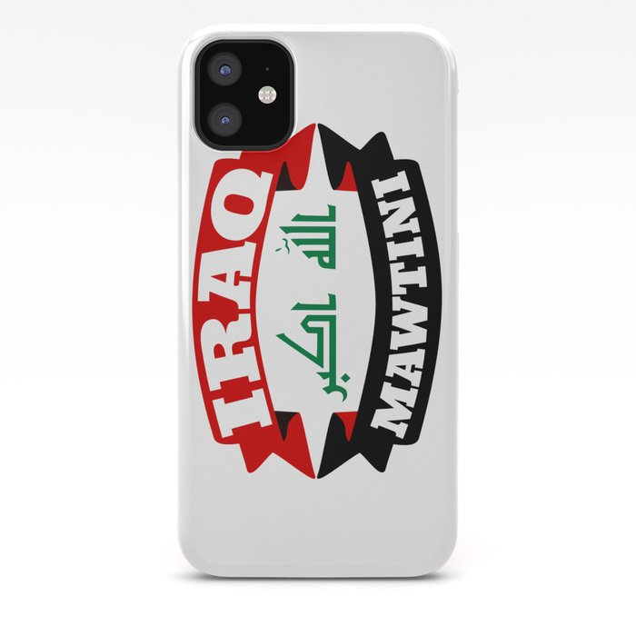 My Homeland iphone 11 case