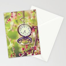 A time to remember Stationery Cards