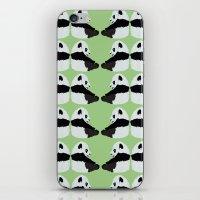 pandas iPhone & iPod Skins featuring Pandas by Alexandra Baker