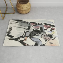 Seated Woman - Rik Wouters Rug