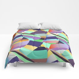 Mix of Possibility Comforters