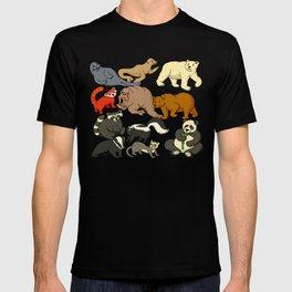 Arctoid Animals T-shirt