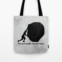 Camus - Sisyphus Tote Bag