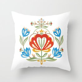 Nordic Jelsa Throw Pillow