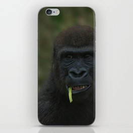 Lope The Gorilla iPhone Skin