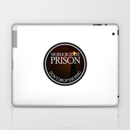 Mordor State Prison  Laptop & iPad Skin