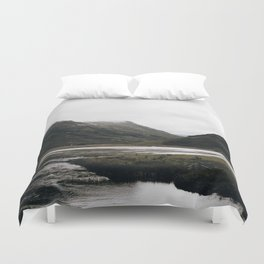 Glen Coe / Scotland Duvet Cover