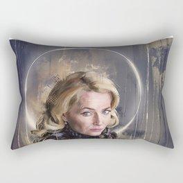 Bedelia Du Maurier Rectangular Pillow