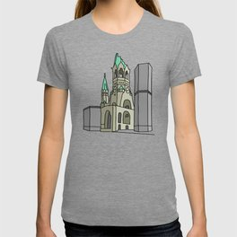 Kaiser Wilhelm Memorial Church T-shirt