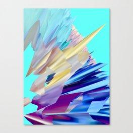 Saphir Canvas Print