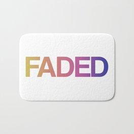 Faded Bath Mat