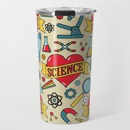 Scientific Tattoos Travel Mug