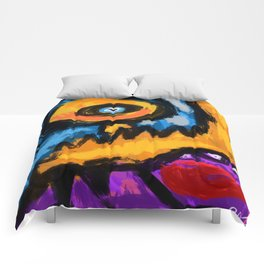 Speed and fury Comforters