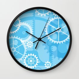 Mechanism Wall Clock