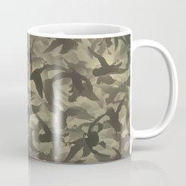 Duck hunt camouflage Coffee Mug