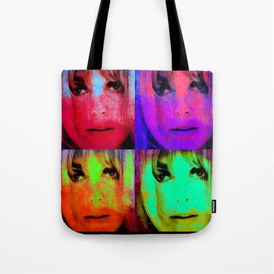 Sharon Tate Tote Bag