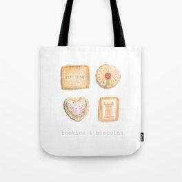 Cookies & Biscuits  Tote Bag