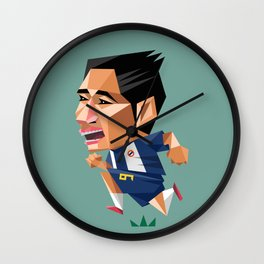 EVAN DIMAS Wall Clock