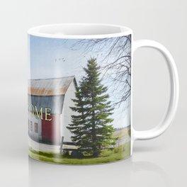 Barn & Geese - Welcome Coffee Mug