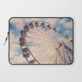 Love Wheel Laptop Sleeve
