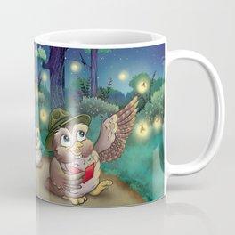 The Owl Prowl Coffee Mug