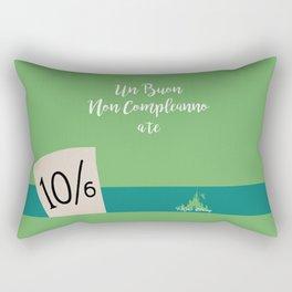 Cappellaio Matto Rectangular Pillow