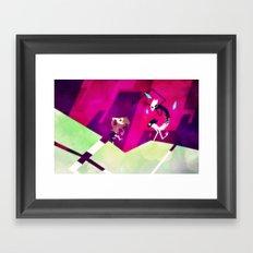 Crystalis Framed Art Print