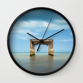 Gate to Heaven Wall Clock