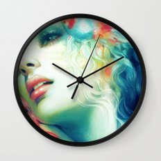 Scale Wall Clock