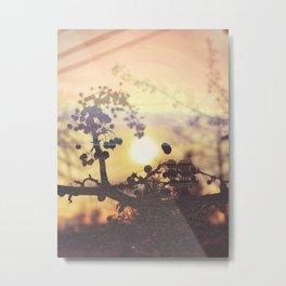 Sunrise in Love Metal Print
