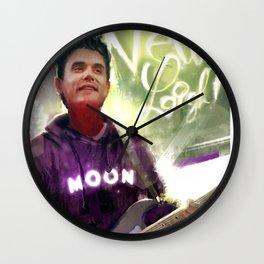 John Mayer - New Light Wall Clock