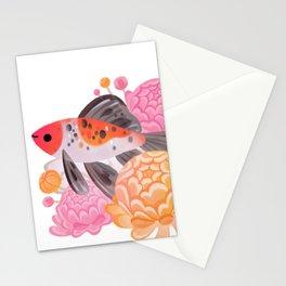 Shubunkin Stationery Cards