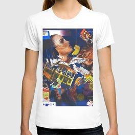 Marbook -Initun $2 77177 XXX Adams Yotus Folio 0197 T-shirt