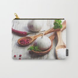 Light spices for the Kitchen Carry-All Pouch