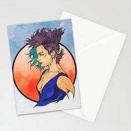 Demilovato Illustration Stationery Cards