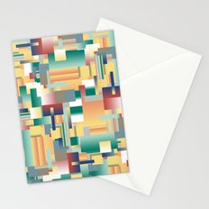 Maze Rules Stationery Cards