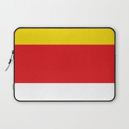 flag of Kärnten or Carinthia Laptop Sleeve