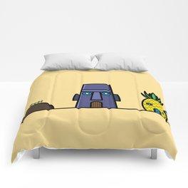 Spongebob's House Comforters