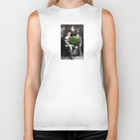 valentines Biker Tanks featuring Family Portrait - Valentines day by Marko Köppe