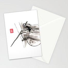 """Capoeira 482 """"Berimbau"""" Stationery Cards"""