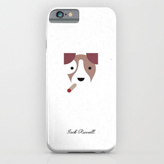Pedigree: Jack Russell iPhone & iPod Case