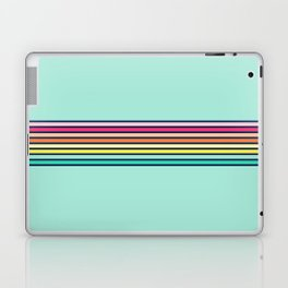 Vintage T-shirt No10 Laptop & iPad Skin
