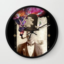 Odd Gent Wall Clock