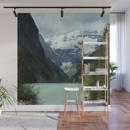 Peaceful Lake Louise Wall Mural