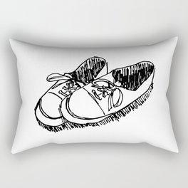 SHOE STILL LIFE Rectangular Pillow
