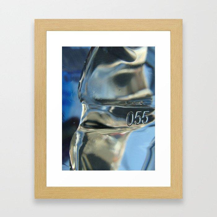 055 Framed Art Print
